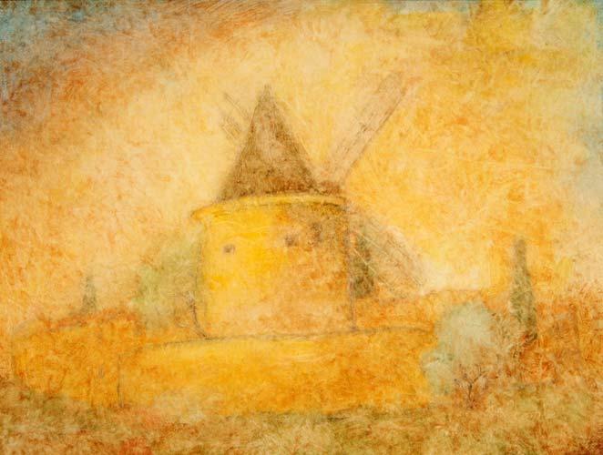 Moulin de Jérusalem II