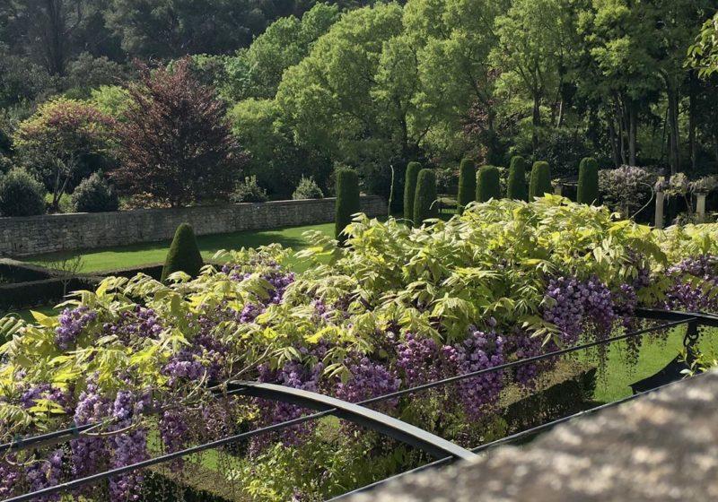Jardins à Gigondas