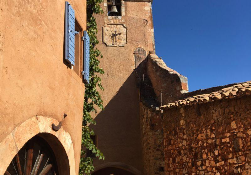 Roussillon et ses inpirations