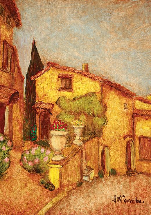 Rue de Gigondas