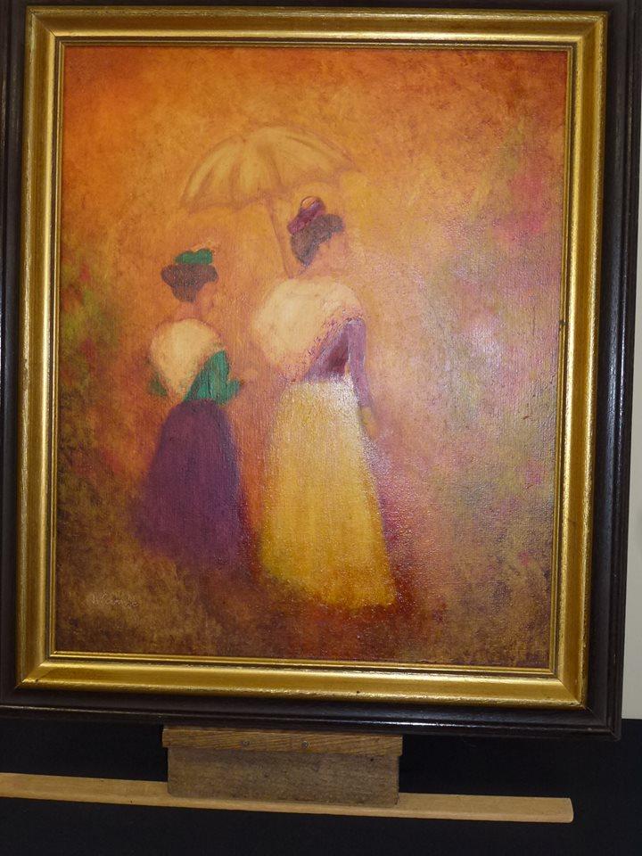 Des Arlésiennes à l'Auberge de Cassagne