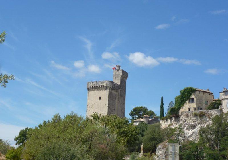 Tour Philippe Le Bel à Villeneuve les Avignon